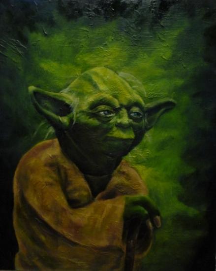 Yoda por fruksion